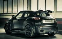 Nissan Juke будет представлен в новой гибридной модели