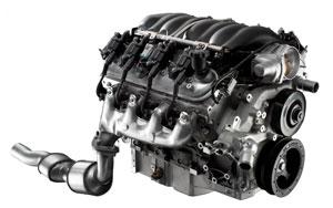 Осуществлять ремонт двигателя или производить замену