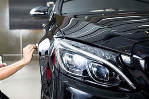 Детейлинг кузова автомобиля - Керамическое покрытие автомобиля